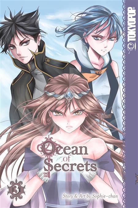 OCEAN OF SECRETS MANGA GN VOL 03 (C: 0-1-2)