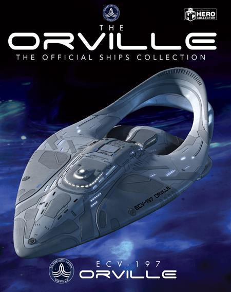 THE ORVILLE XL STARSHIPS #1 THE ORVILLE (C: 0-1-2)