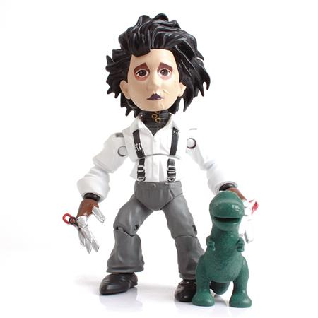 LOYAL SUBJECTS HORROR WV3 ED SCISSORHANDS SUBURB ACTION VINY