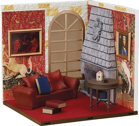 HARRY POTTER NENDOROID PLAYSET 08 GRYFFINDOR COMMON ROOM (C: