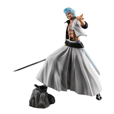 GEM SER BLEACH GRIMMJOW PVC FIG (C: 1-1-2)