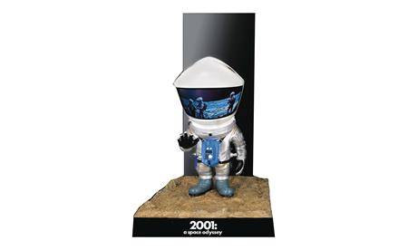 SPACE ODYSSEY DF ASTRONAUT DEFO REAL SOFT VINYL WHITE VER (N