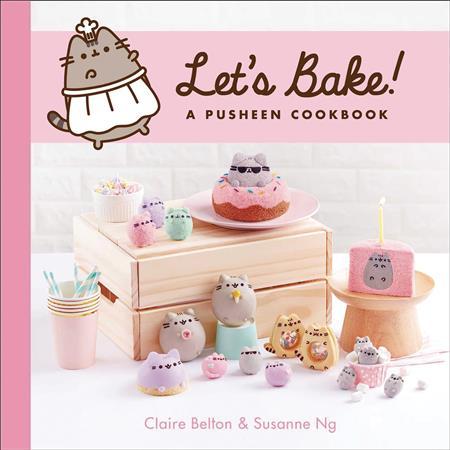 LETS BAKE PUSHEEN COOKBOOK (C: 1-1-2)