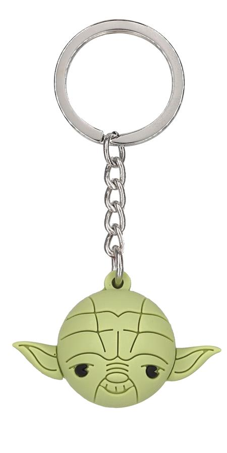 SW YODA ICON BALL KEY RING (C: 1-1-2)