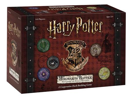 HARRY POTTER HOGWARTS BATTLE CHARMS POTIONS EXP (C: 0-1-2)