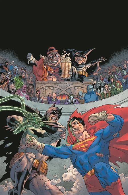 BATMAN SUPERMAN ANNUAL #1