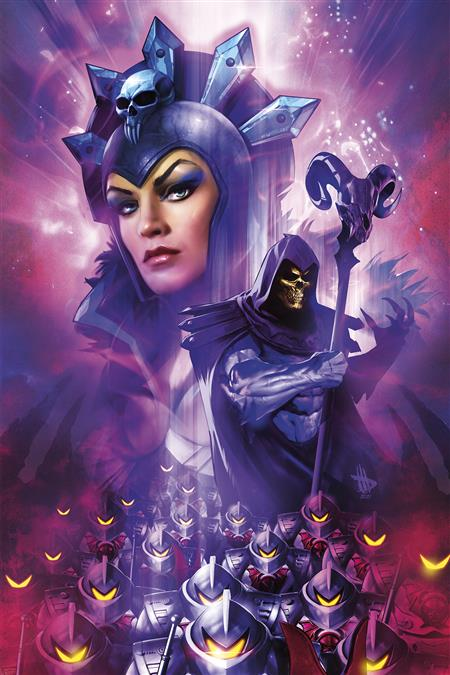 MASTERS OF THE UNIVERSE REVELATION #3 (OF 4) CVR A WILKINS