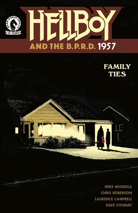 HELLBOY & BPRD 1957 FAMILY TIES ONE-SHOT