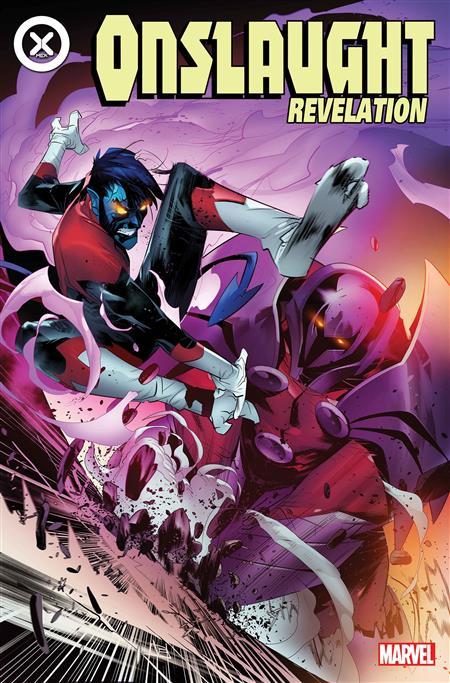 X-MEN ONSLAUGHT REVELATION #1 VICENTINI VAR