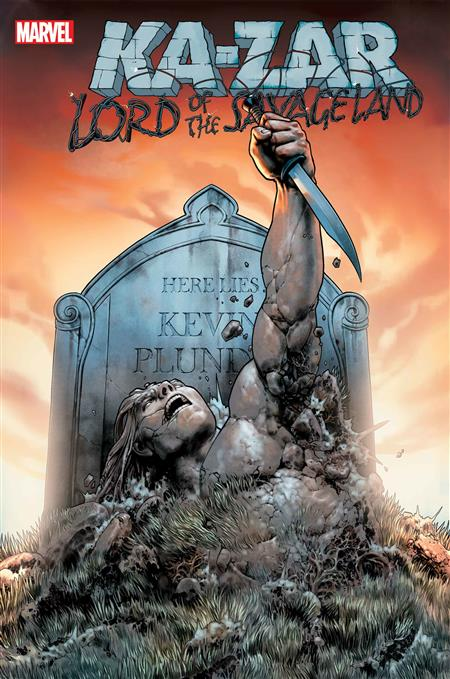 KA-ZAR LORD SAVAGE LAND #1 (OF 5)