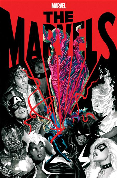 THE MARVELS #5