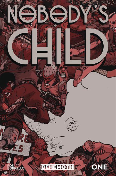 NOBODYS CHILD #1 (OF 6) CVR B BORRALLO (MR)