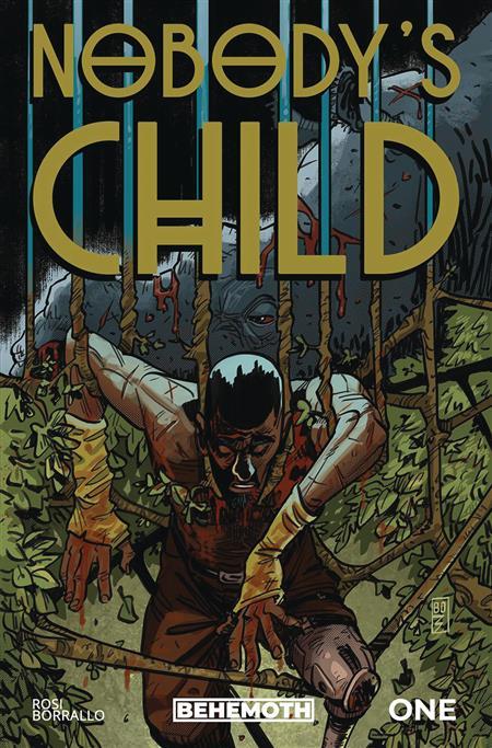 NOBODYS CHILD #1 (OF 6) CVR C BORRALLO (MR)