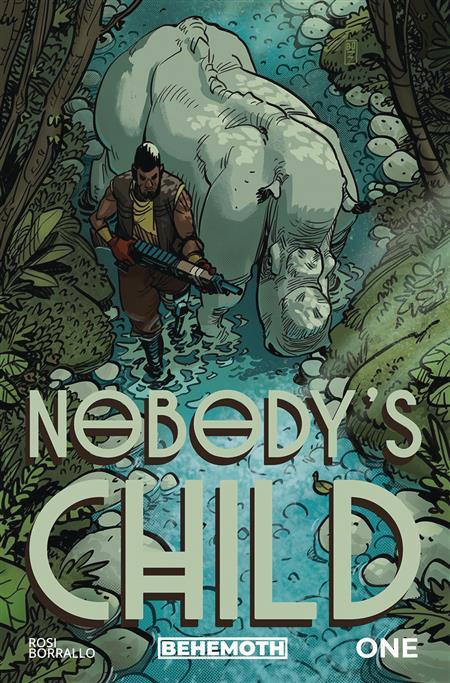 NOBODYS CHILD #1 (OF 6) CVR D BORRALLO (MR)