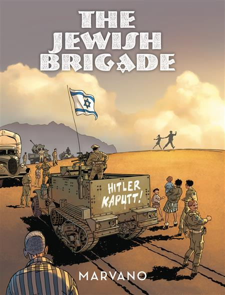 JEWISH BRIGADE GN (C: 0-1-0)