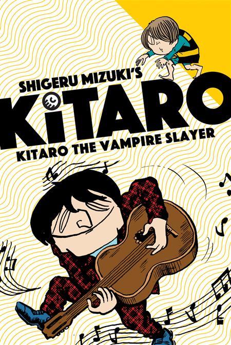 KITARO GN VOL 05 VAMPIRE SLAYER
