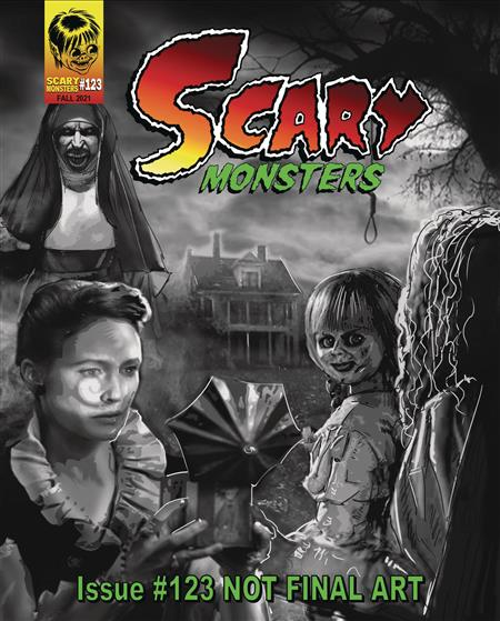 SCARY MONSTERS MAGAZINE #123 (C: 0-1-1)