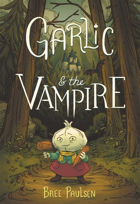 GARLIC & THE VAMPIRE GN (C: 0-1-0)