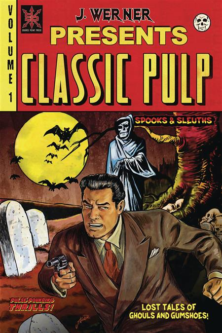 CLASSIC PULP TP #1 SPOOKS AND SLEUTHS