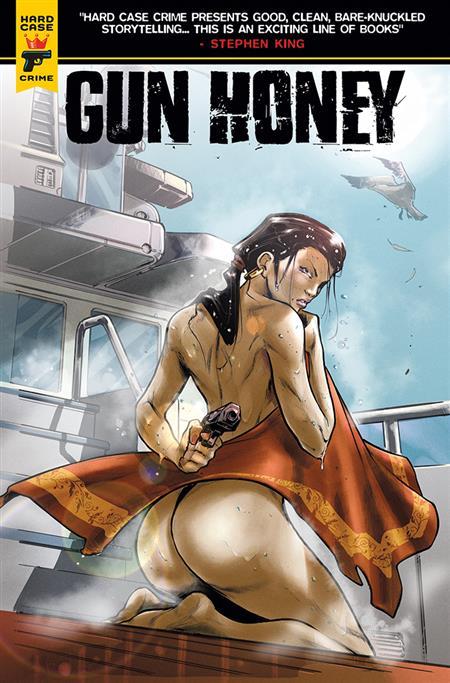GUN HONEY #1 (OF 4) CVR D CAMERINI (MR)