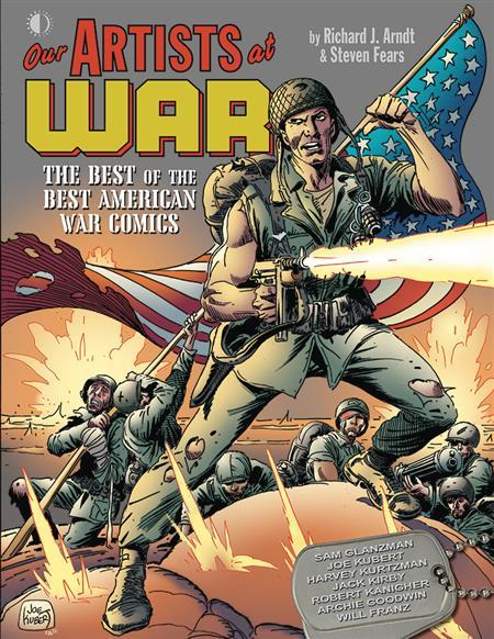 OUR ARTISTS AT WAR BEST AMERICAN WAR COMICS SC (C: 0-1-1)