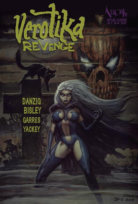 VEROTIKA REVENGE #1