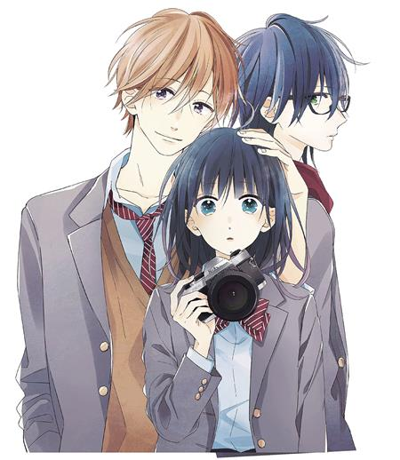LOVE IN FOCUS COMPLETE COLL GN (C: 1-1-0)