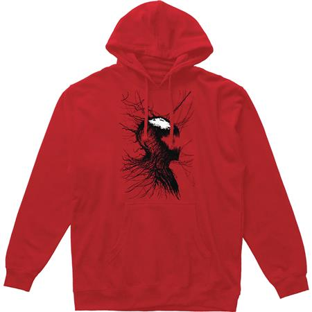 SPIDER-MAN CARNAGE WEBHEAD PX RED PULLOVER HOODIE LG (C: 1-1