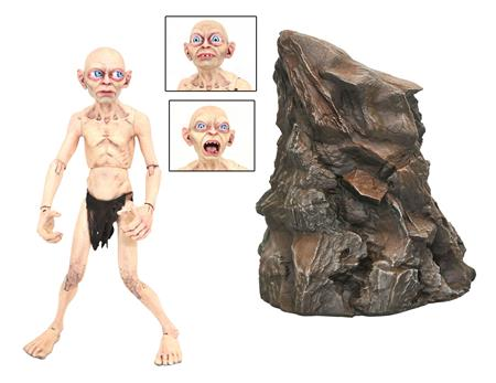 LORD OF THE RINGS DLX GOLLUM FIGURE (C: 1-1-2)