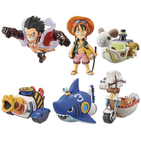 ONE PIECE WORLD COLL TREASURE RALLY VOL 1 12PC BMB FIG ASST