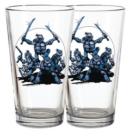 TMNT BLUE MOON PX PINT GLASS (C: 1-1-2)