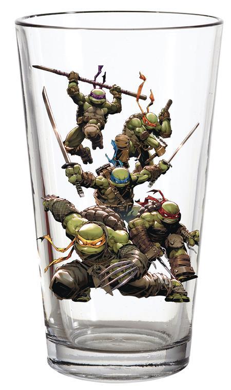 TMNT SPLINTER CLAN PX PINT GLASS (C: 1-1-2)