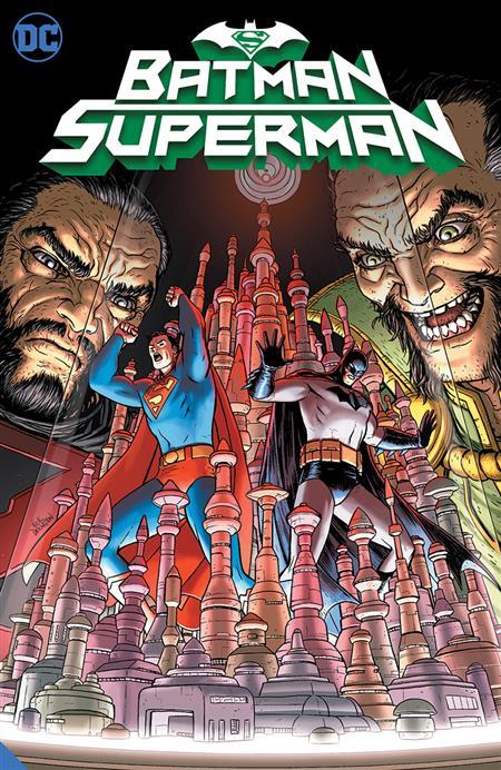 BATMAN SUPERMAN TP VOL 02 WORLDS DEADLIEST