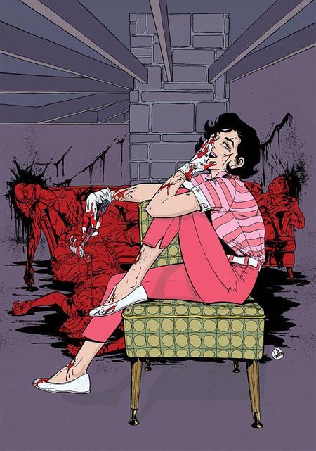 LADY KILLER 2 #1