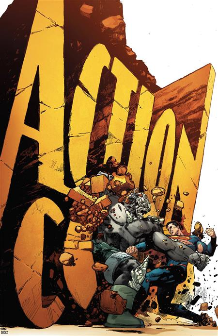 ACTION COMICS #962 *REBIRTH OVERSTOCK*