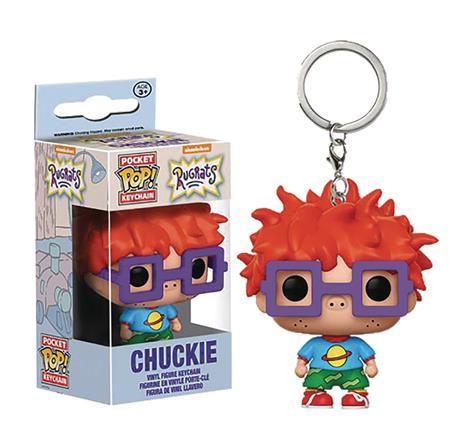 Pocket Pop Nick Tv Rugrats Chuckie Keychain (C: 1-1-2