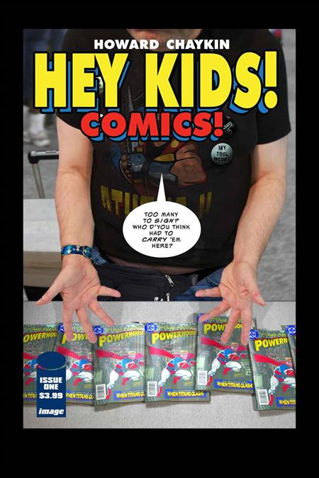 HEY KIDS COMICS #1 (MR)