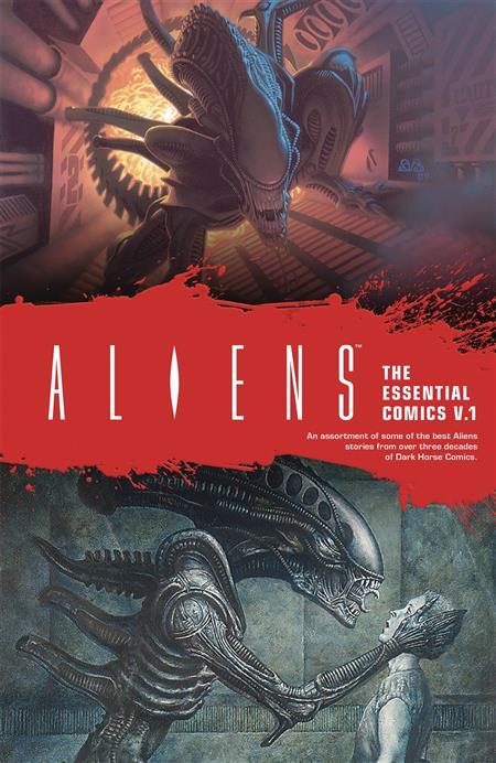 ALIENS ESSENTIAL COMICS TP VOL 01 (C: 0-1-2)