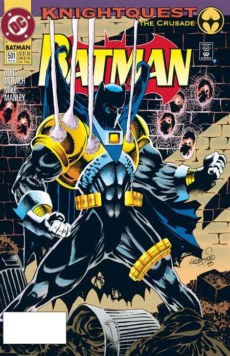 BATMAN KNIGHTQUEST TP VOL 01 THE CRUSADE