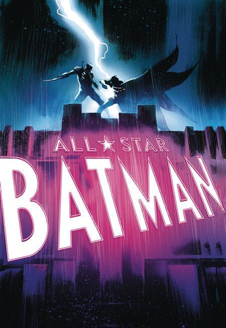 ALL STAR BATMAN TP VOL 03 THE FIRST ALLY