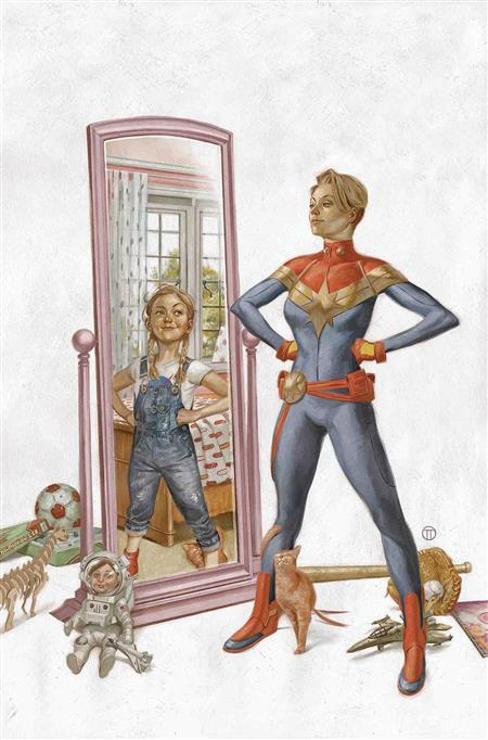 LIFE OF CAPTAIN MARVEL #2 (OF 5)