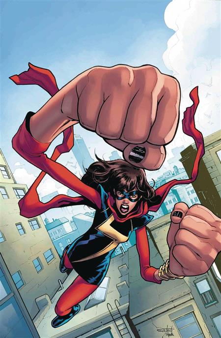 MS MARVEL #33