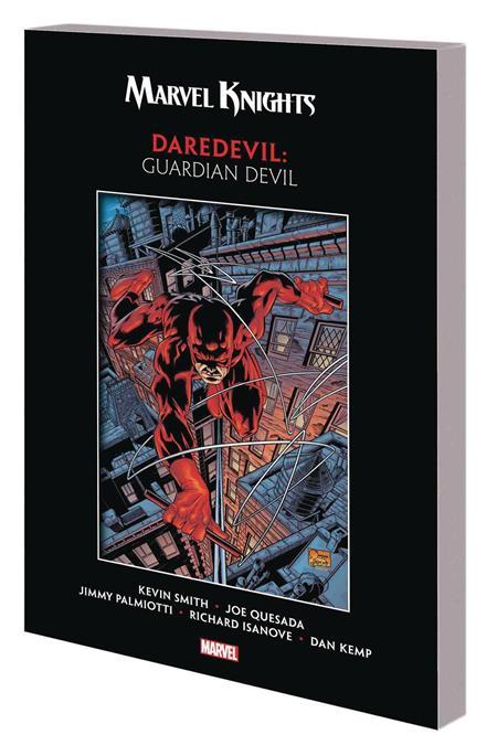 MARVEL KNIGHTS DAREDEVIL BY SMITH & QUESADA TP GUARDIAN DEVI