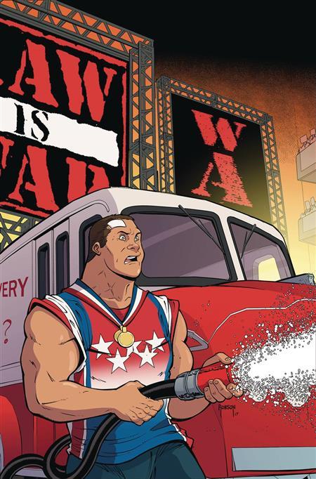 WWE ATTITUDE ERA 2018 SPECIAL #1 15 COPY ROBSON INCV (Net)