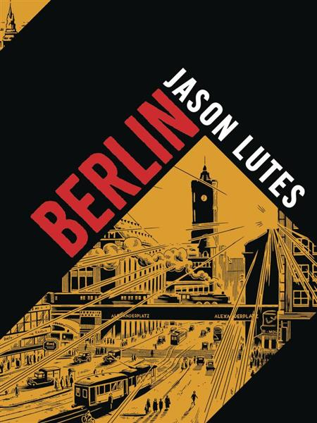 Image result for Berlin (Complete Edition) comic