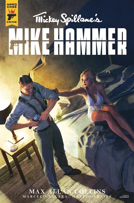 MIKE HAMMER #3 CVR A RONALD
