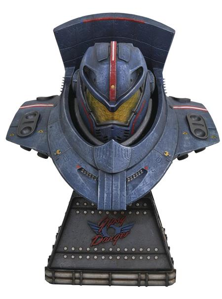 Картинки по запросу Legendary Film Busts - Pacific Rim - Gypsy Danger