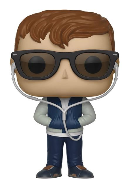 POP MOVIES BABY DRIVER BABY VINYL FIGURE (C: 1-1-2)