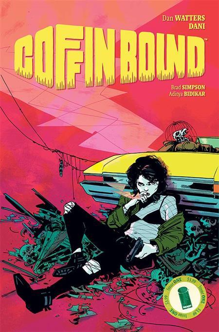 COFFIN BOUND #1 (MR)