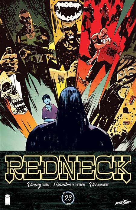REDNECK #23 (MR)